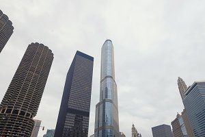 Skyscrapers in Chicago, Illinois, USA