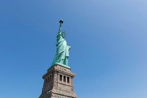Statue of Liberty, New York City, USA