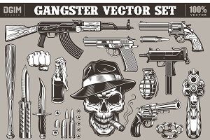 Gangster Set