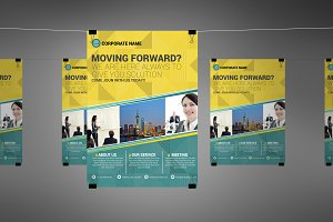 Corporate Flyer Template New 06