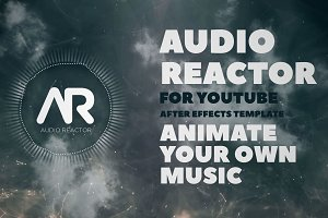 Animate Audio Reactor Template