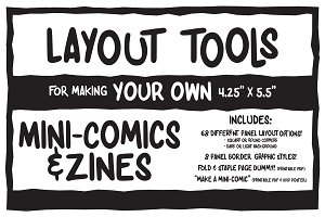 Mini-Comic & Zine Making Toolkit