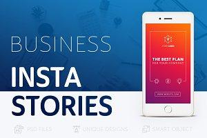 Business Instagram Stories #040