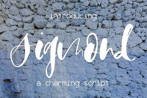 Sigmond Font