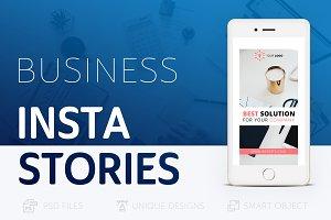 Business Instagram Stories #039