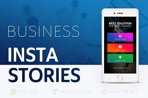 Business Instagram Stories #038
