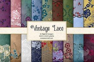 Vintage Lace Textures