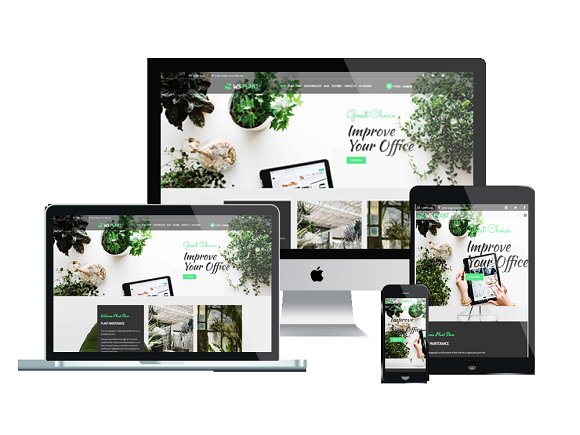 WS Plant Garden Wordpress Theme