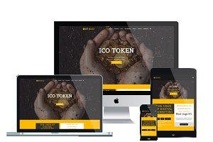 ET Bico – Bitcoin WordPress Theme