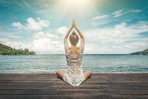Meditation Sea
