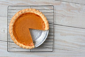 Pumpkin Pie Cooling Rack
