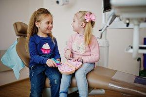 Children dental theme