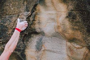 Climber arm