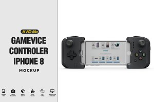 Gamevice Controler iPhone 8