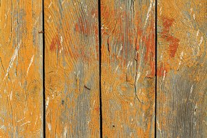 wooden texture painted board