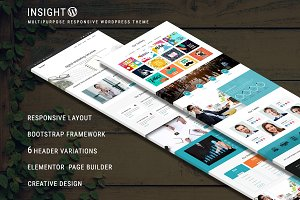INSIGHT - WordPress Theme