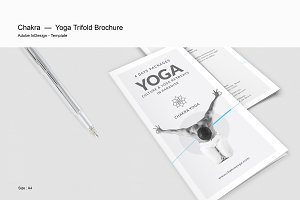 Yoga Packages Brochure