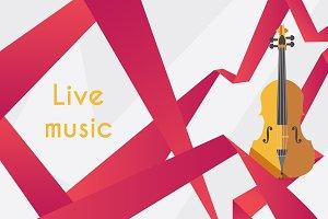 Live Music Flat Set