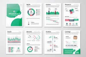 Infographic Brochure Elements 11