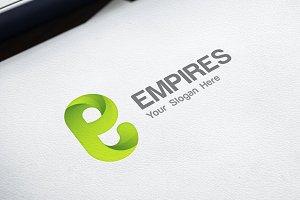 EMPIRES | E Logo