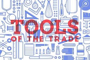 Tools Illustration Pack