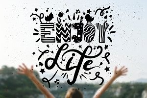Enjoy Life Overlay