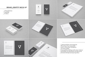 [-40%sale] Branding/Identity Mock-up