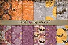 Halloween Paper Pack