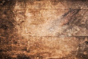 Aged rustic wooden background
