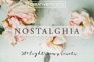 50+ Vintage Lightroom Presets