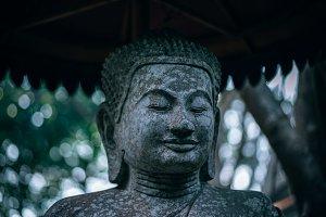 Kep Buddha Statue