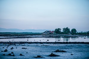 Kep Salt Field Barn