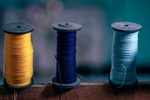 Blue Thread