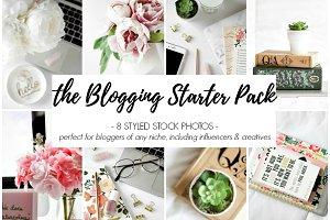 Blogging Stock Photo Starter Pack