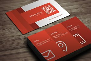 Metro Individual Business Card