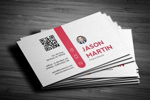 Creative Individual Business Card