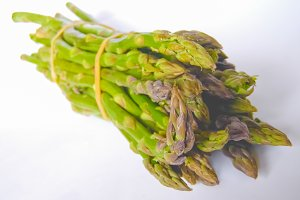 asparagus vegetables food