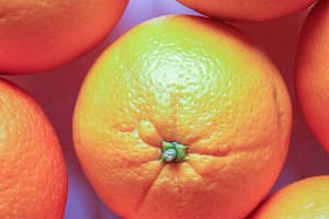 Oranges fruits background