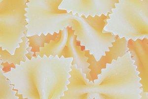 farfalle pasta food