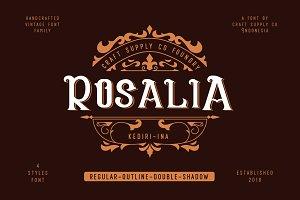 CS Rosalia + Extras
