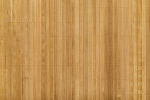Teak wood wall with brass pin