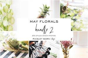 May Florals Bundle 2