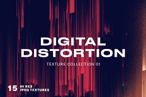 Digital Distortion Textures