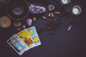 Spiritual Stock Photo