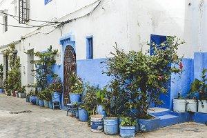 Asilah. Morocco