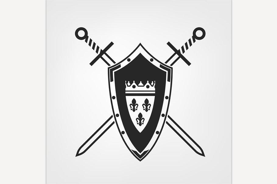Medieval Shield Image