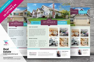 Real Estate Flyer Template Vol.02