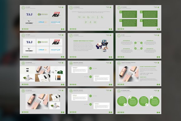 creative resume powerpoint template presentation templates