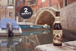 Beer on the Canal Mockup 3