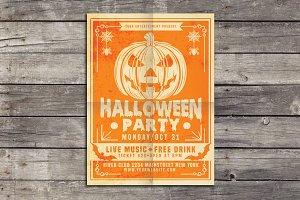Halloween Party Vintage
